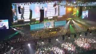Boney M - Rasputin,Bahama Mama,Sanny Moscow 2012
