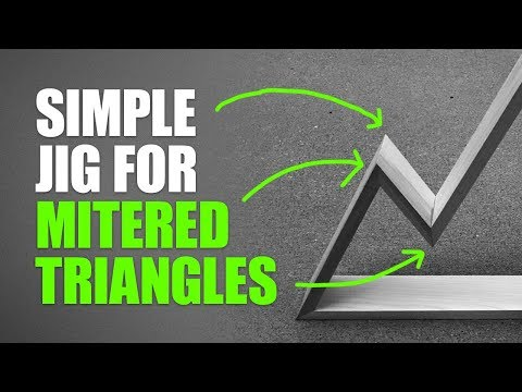 DIY Triangle Body on a Miter Noticed – Woodworking Suggestions and Methods