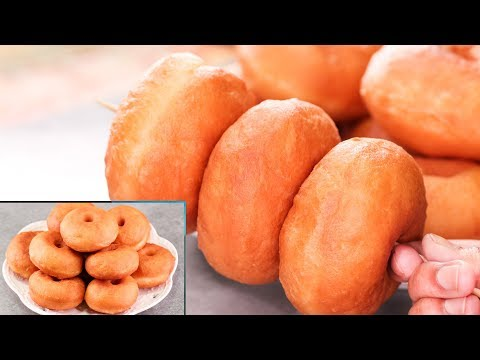 How to make ukrainian doughnuts without eggless