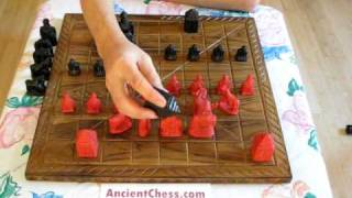 How to Play Burmese Chess - Sittuyin