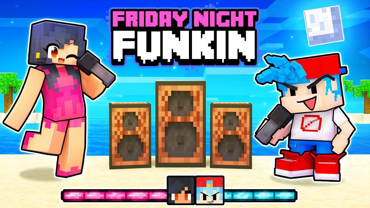 GIRLFRIEND Vs BOYFRIEND In Friday Night Funkin'!
