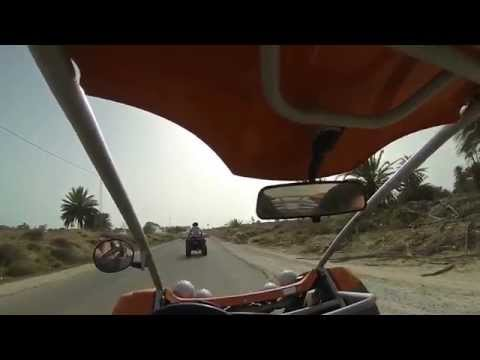Buggy Adventure Djerba   May 2014