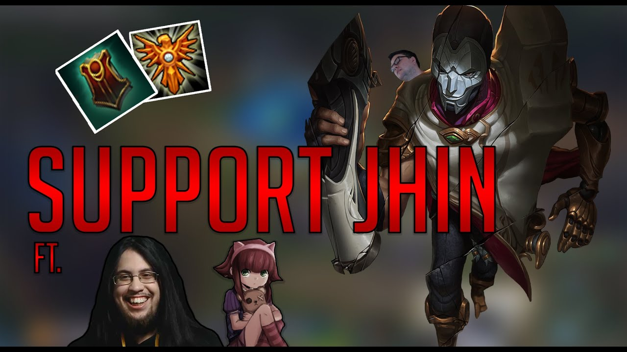 jhin support