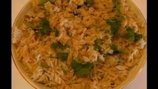 Betty's Savory Cilantro Rice