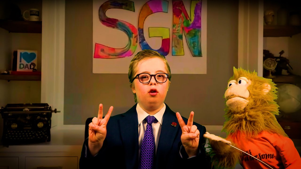 Some Good News Australia Ep.2 (+ bonus blooper reel) #DownSyndrome #SomeGoodNews