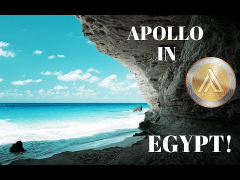 CRYPTO NEWS:GERMAN DUTCH CUSTODY APOLLO AFRICA EGYPT TRIP! DAG/ARKNET/APOLLO CLOUD JORGE SABASTIANO