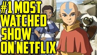 Avatar is Most Watched Netflix Show Plus Other News | Avatar: The Last Airbender