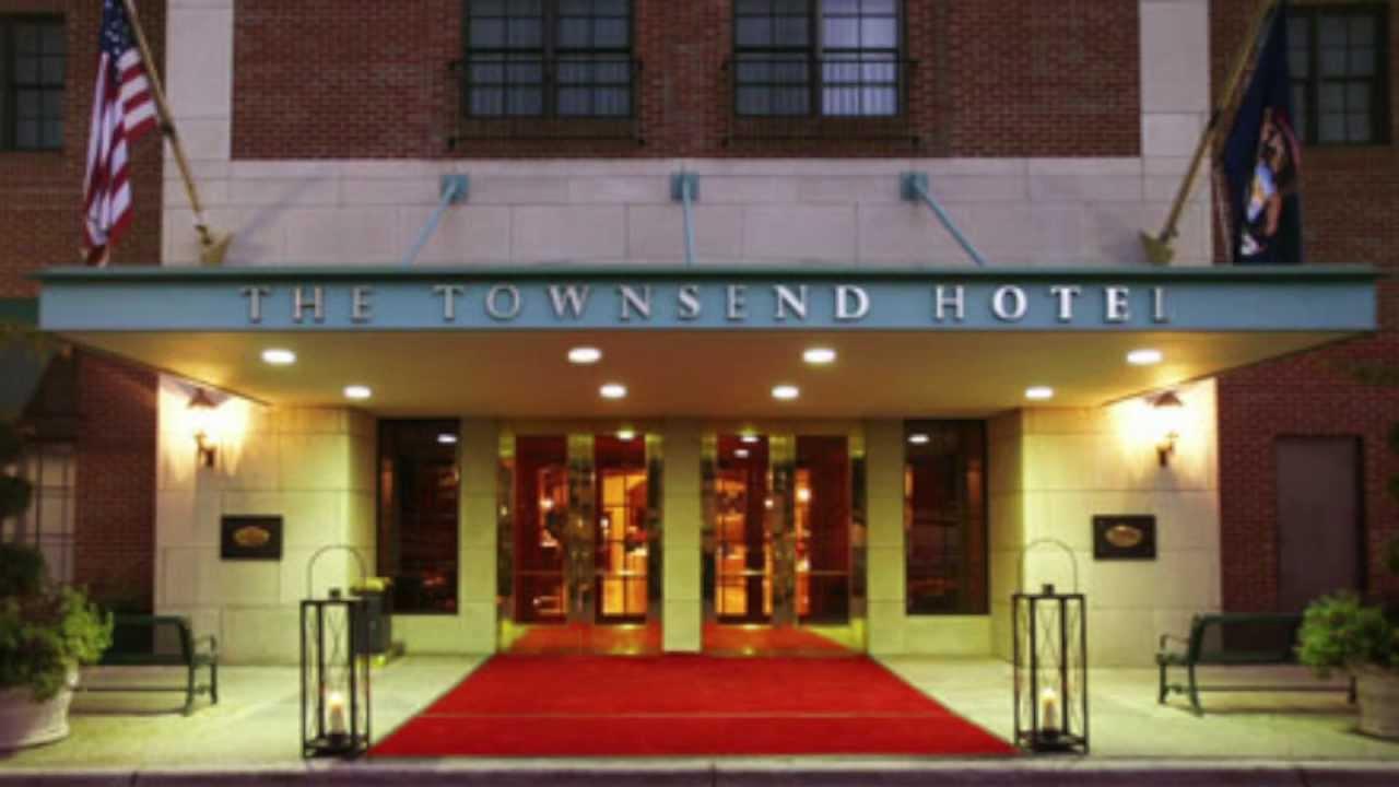 Townsend Hotel Birmingham Mi Roomstays
