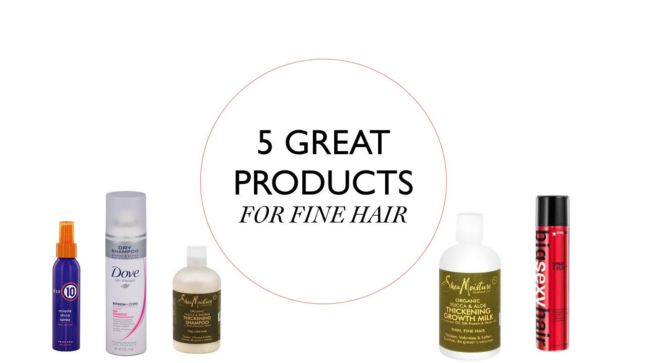thin hair styling products styling products for thin hair 2959