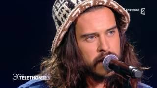 """Fréro Delavega - """"Le chant des sirènes"""" - Téléthon 2016"""
