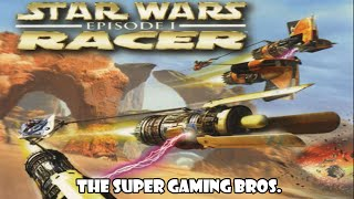SGB Smackdown Sunday: Star Wars - Episode 1: Racer