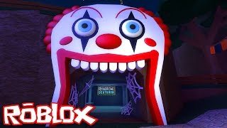 Roblox: CORRIDA DO HALLOWEEN !! - (Halloween Deathrun)