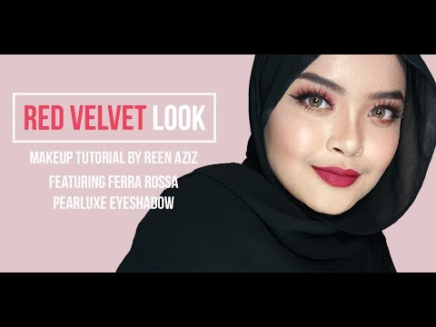 TUTORIAL | RED VELVET