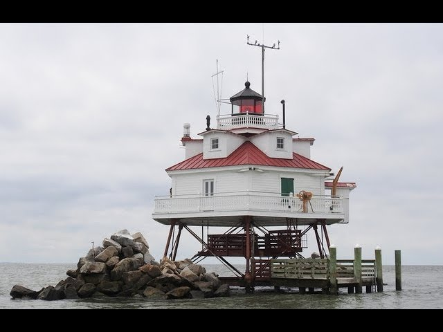 Thomas Point Lighthouse Needs Some Help