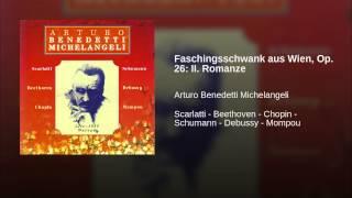 Faschingsschwank aus Wien, Op. 26: II. Romanze
