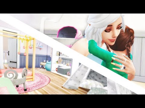 A BABY IS BORN! 🍼👶🏼 // The Sims 4: Cats & Dogs #15