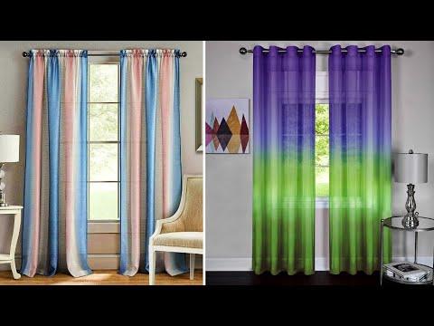beautiful bedroom curtain designs latest window curtain design ideas