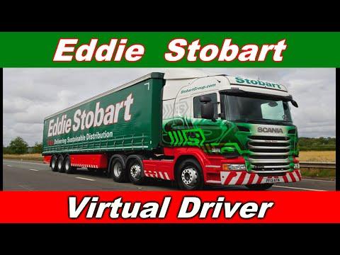 Eddie Stobart Virtual Driver