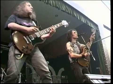 Slough Feg - live Lauda-Königshofen KIT Festival 2005 - Underground Live TV recording