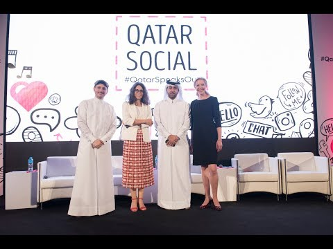 Old and New Media in GCC Dispute - Panel 1 - Qatar Social