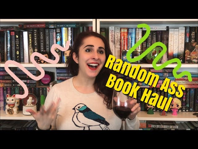 The Naughty Librarian: Random Book Haul!