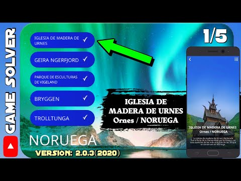𝐖𝐎𝐖 | 𝐖𝐨𝐫𝐝𝐬 𝐎𝐟 𝐖𝐨𝐧𝐝𝐞𝐫𝐬 | Noruega - 1/5 Iglesia de Madera de Urnes [ESPAÑOL] (2020) from YouTube · Duration:  1 minutes 23 seconds