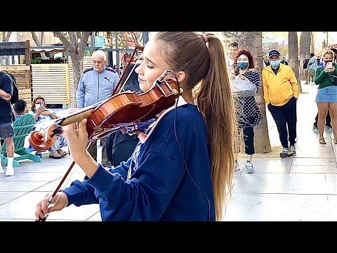 Before You Go - Karolina Protsenko - Lewis Capaldi - Violin Cover