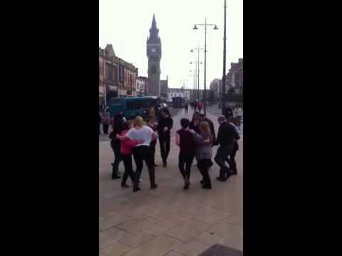 International Rueda De Casino - Multi Flashmob Day (Darlington)