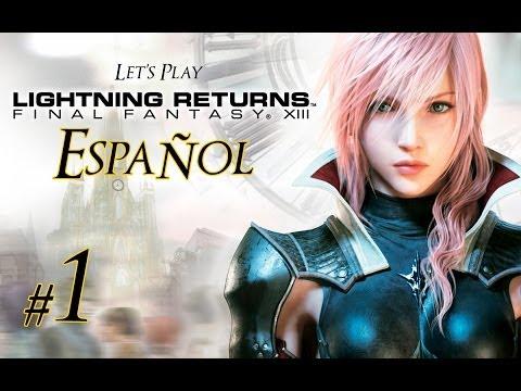 Let's Play Lightning Returns FFXIII - 01 - Español Playthrough Primera HORA - Analisis y Consejos