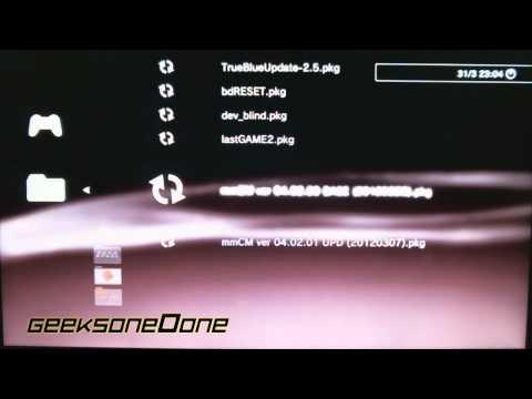 PS3 Multiman Installation 101