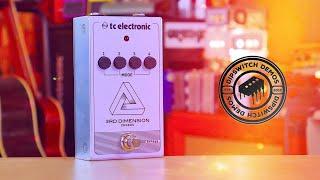 TC Electronic 3rd Dimension Chorus (Demo)