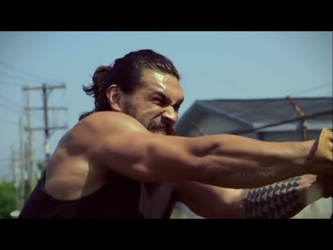 Jason Momoa -The Best Training in One Video!!!