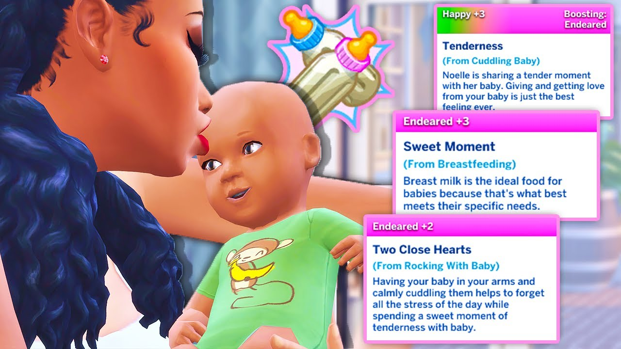 BETTER BABIES TODDLERS MOD😍 The Sims 4 Mod Review YouTube