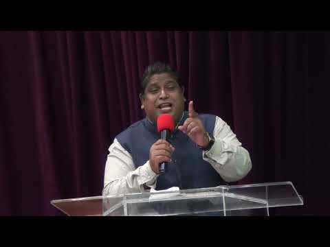 EL ROHIE TAMIL CHURCH, DOHA, FRIDAY SERVICE   (20-4-2018) MESSAGE BY VISITING PASTER ABBAS JOSEPH