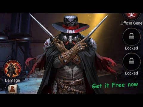 How To Get Free Officer Avenger Vindicat Officer Last Empire War Z
