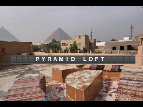 DIY Travel Reviews - Pyramids Loft Homestay, Giza, Cairo, Egypt - Rooms And Amenities