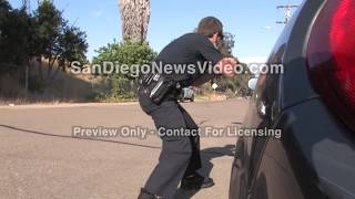 OFFICER SHOT IN THE HEAD DURING SHOOTOUT - CAUGHT ON TAPE