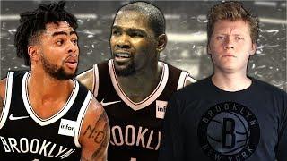 BROOKLYN IS BACK! REBUILDING THE NETS NBA 2K18!