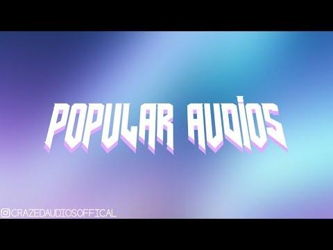 popular editing audios!