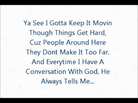 Conversations With God  Tynisha Keli Lyrics