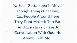 Conversations With God  Tynisha Keli Lyrics