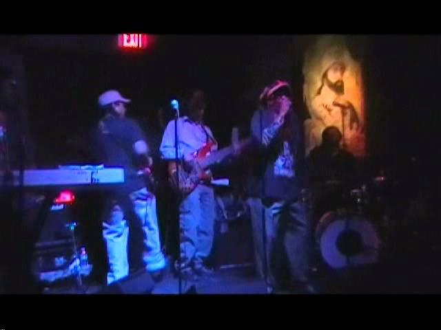 Raw Dawg Reggae Band Live 4/22/12 @The Shrine