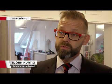 Förundersökning mot Macchiarini läggs ner - Nyheterna (TV4)
