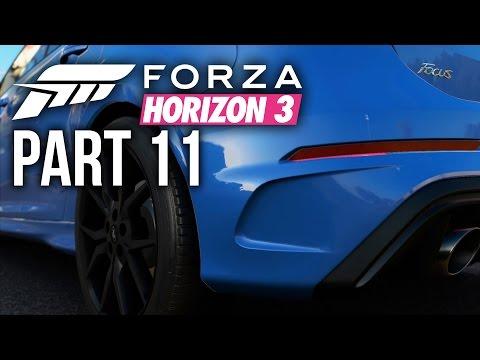 Forza Horizon 3 Gameplay Walkthrough Part 11 - 1.5 MILLION FANS (Full Game)
