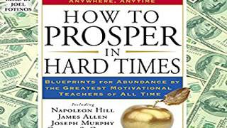 How to Prosper in Hard Times Audiobook by Napoleon Hill Part 2