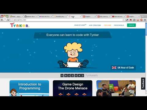 Kids Learning Programming: Getting Started