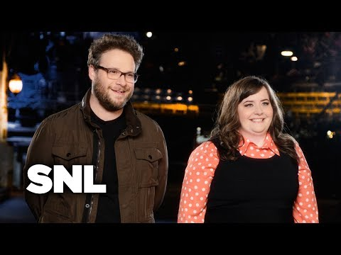 SNL Promo: Seth Rogen