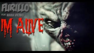 FURILLO - IM ALIVE  ft. Maria Vrenko (Halloween Zombie Music Video)