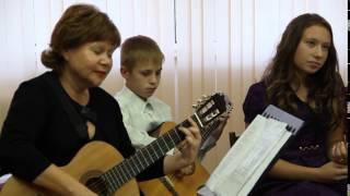 Урок - творческий вечер посвященный памяти Марины Цветаевой.