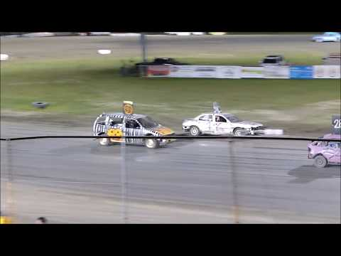 Grand Rapids Speedway ENDURO-POWDER PUFF RACE-2019-Itasca County FAIR